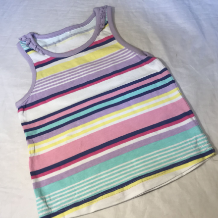 12-18 Month Stripe Vest Top